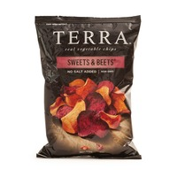 Terra Sweet Potato & Beet Chips Sweets & Beets