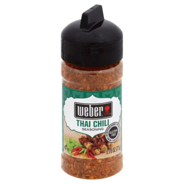 Weber Thai Chili Seasoning