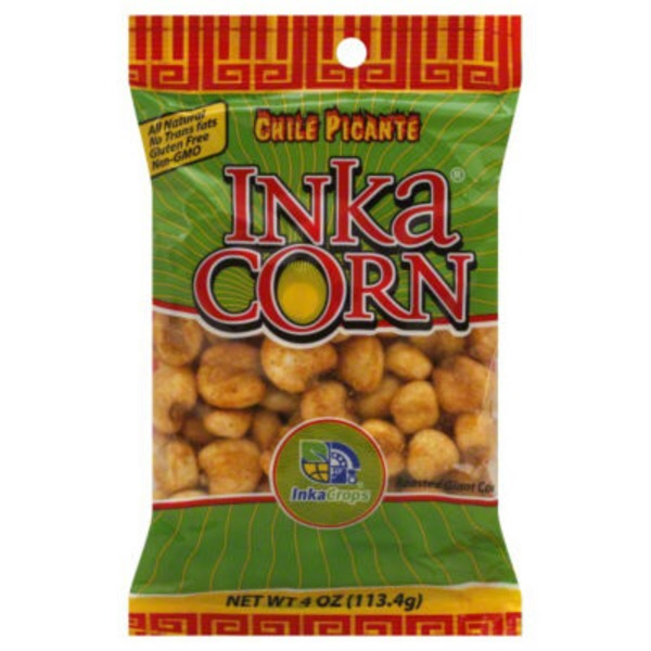 Inka Corn Giant Chile Picante  v