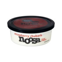 Noosa Strawberry Rhubarb, 8 oz