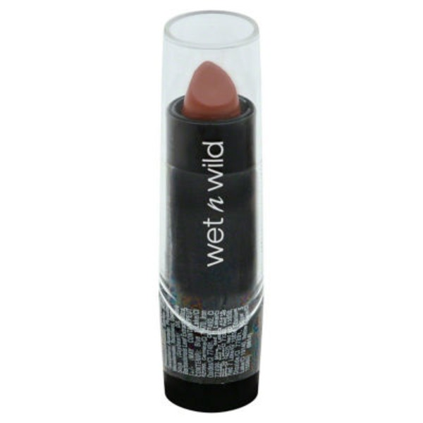 Wet n' Wild Silk Finish Lipstick, Java