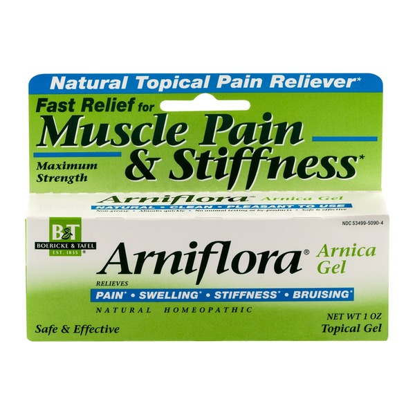 Arniflora Arnica Topical Gel Maximum Strength