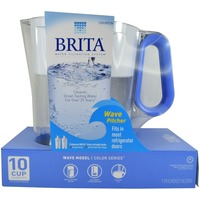 Brita Wave Pitcher with 2 Advanced Filters