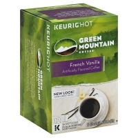 Green Mountain Coffee K-Cup Pods Light Roast French Vanilla - 12