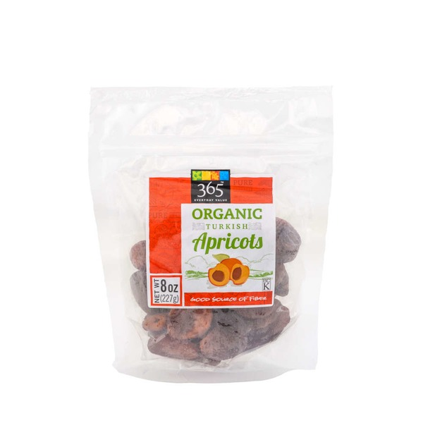 365 Organic Turkish Apricots