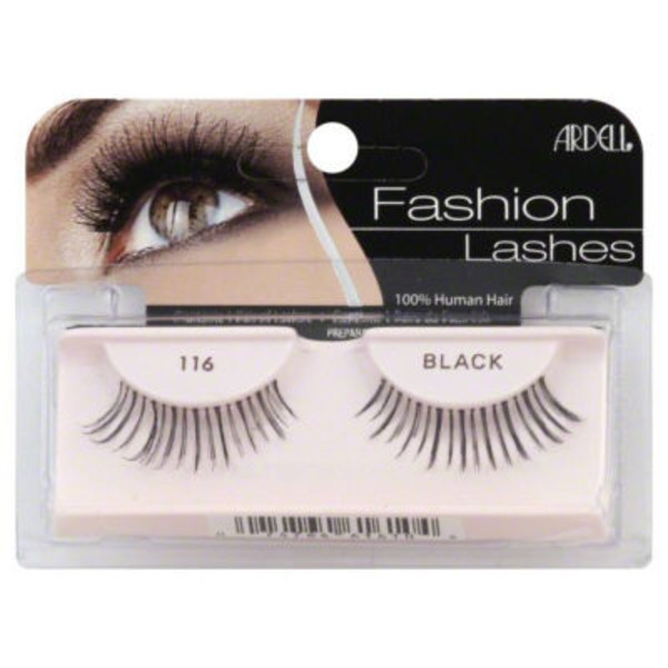 Ardell Fashion Lashes Black 116