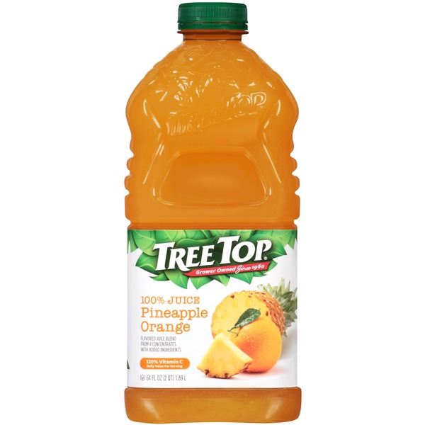 Tree Top Pineapple Orange 100% Juice