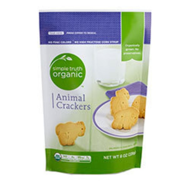 Simple Truth Organic Animal Crackers