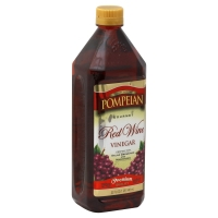 Pompeian Vinegar Gourmet Red Wine
