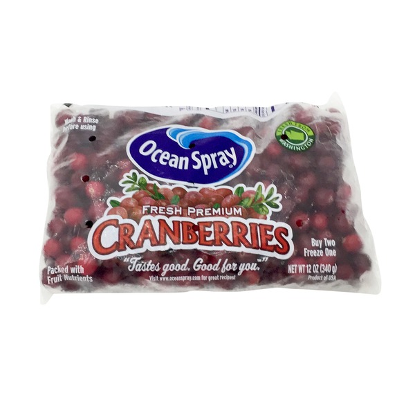 Paradise Meadow Premium Cape Cod Fresh Cranberries
