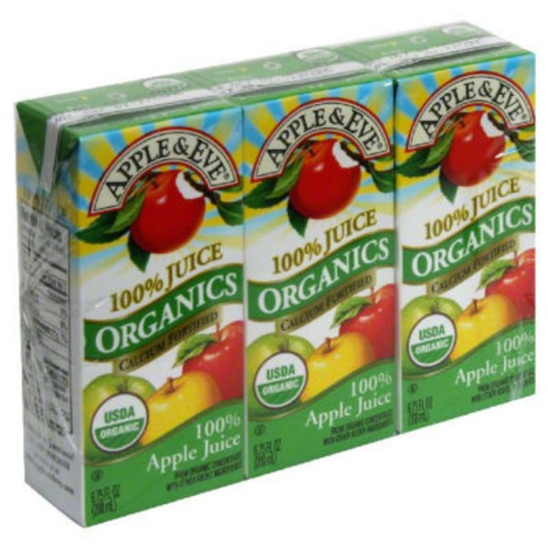 Apple & Eve Organics Apple 100% Juice