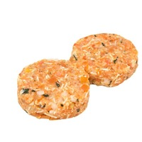 H-E-B Bruschetta Salmon Burger