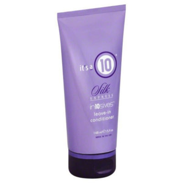 It's A 10 Leave-In Silk Express In10sives Conditioner,