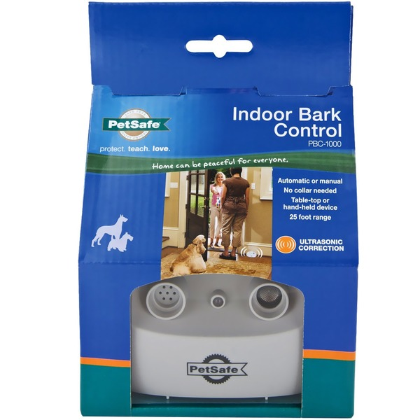 Pet Safe Indoor Bark Control Ultrasonic Pet Training System