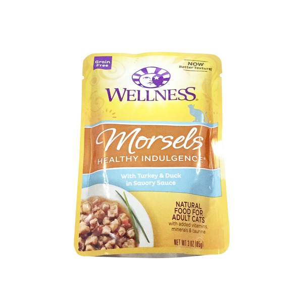 Wellness Turkey And Duck Morsels Dog Treats