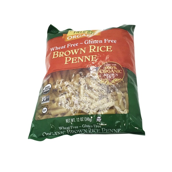 Field Day Organic Gluten-Free Brown Rice Penne