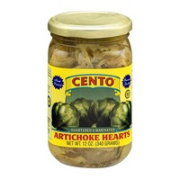 Cento Quartered & Marinated Artichoke Hearts