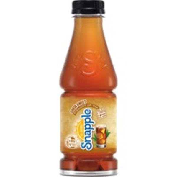 Snapple Sorta Sweet Straight Up Iced Tea