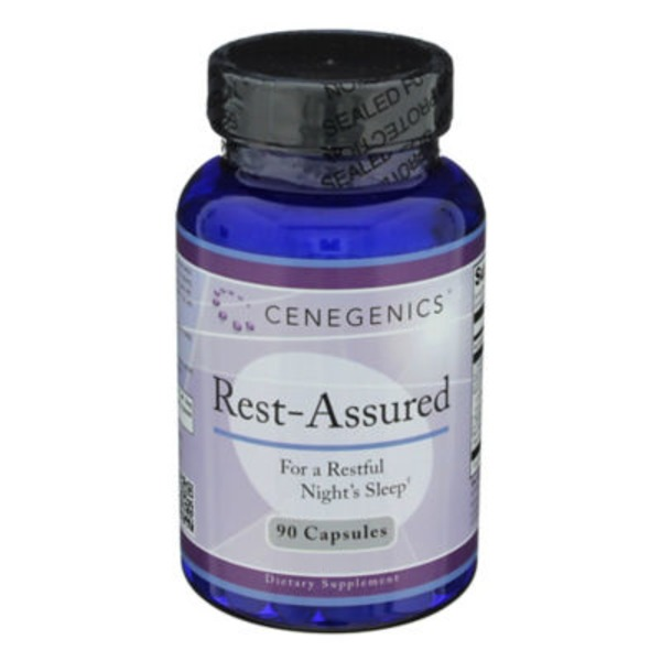 Cenegenics Rest Assured Capsules