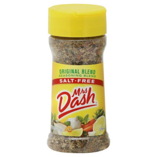Mrs. Dash Original Blend Salt-Free Seasoning Blend