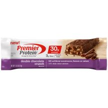 Premier Protein® Double Chocolate Crunch High Protein Bar 2.53 oz. Bar