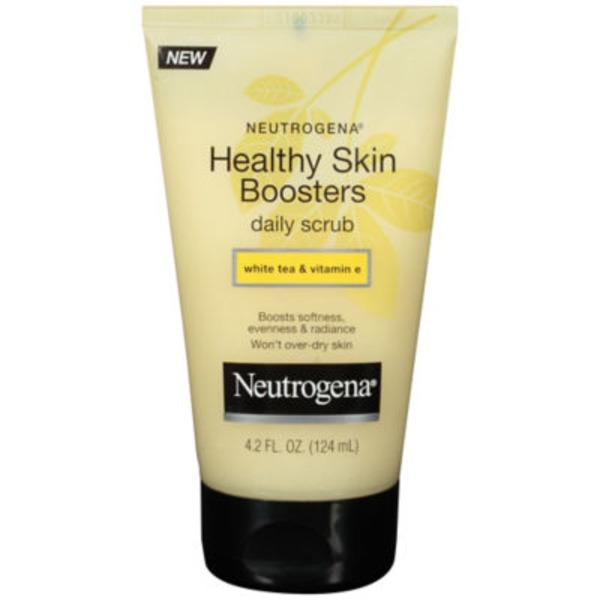 Neutrogena® Daily Scrub Healthy Skin® Boosters