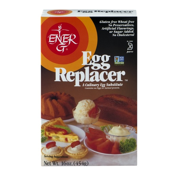Ener-G Egg Replacer Culinary Egg Substitute