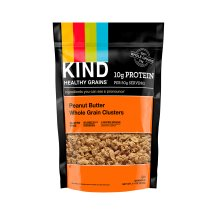 KIND Granola Clusters,Peanut Butter Whole Grain Clusters, 11 oz Pouch, Gluten Free, Healthy Grains Clusters