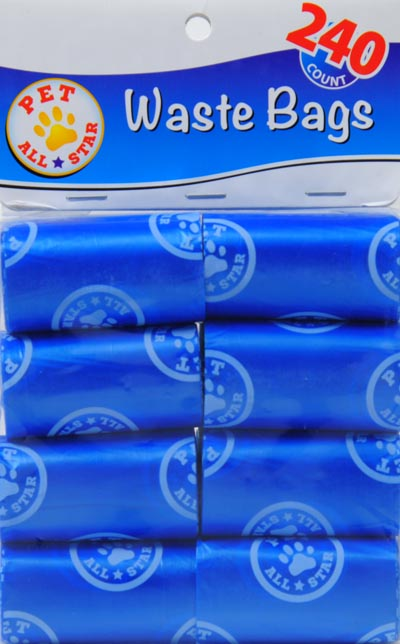 Pet All Star  Waste Bags