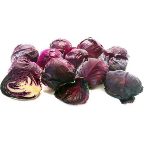 Fresh Baby Red Cabbage