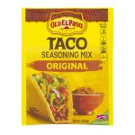 Old El Paso™ Taco Original Seasoning Mix 1 oz. Packet, 1.0 OZ