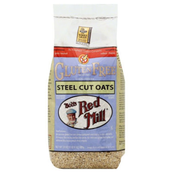 Bob's Red Mill Gluten Free Steel Cut Oats