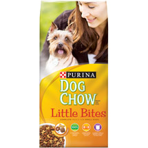 Purina Dog Chow Dry Dog Food Little Bites Complete and Balanced