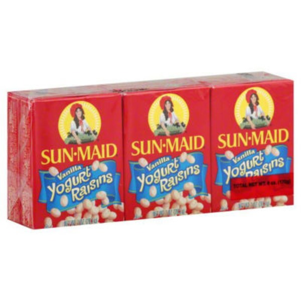 Sun Maid® Vanilla Yogurt Raisins