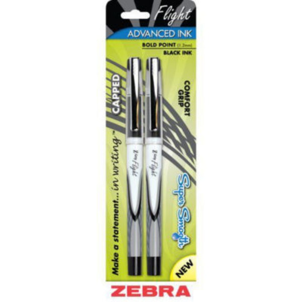 Zebra Z Grip Flight Stick Pen