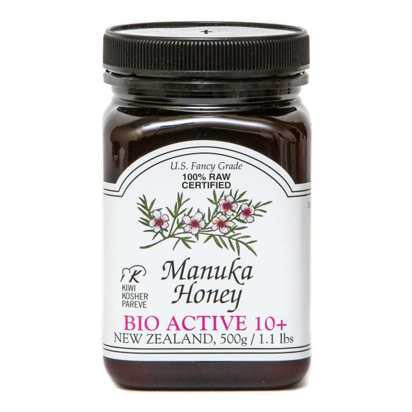 New Zealand Raw Manuka Honey