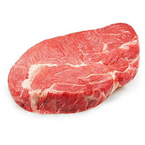 Fresh Thin Cut Boneless Chuck Steaks