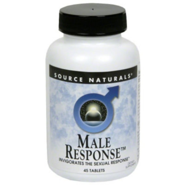 Source Naturals Male Sexual Response Tablets