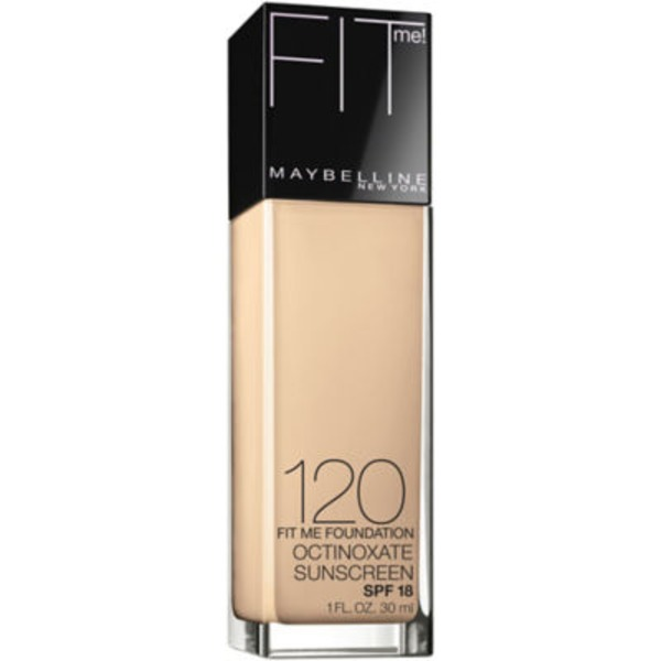 Fit Me® 120 Classic Ivory Foundation