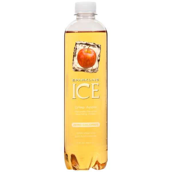 Sparkling ICE Crisp Apple Sparkling Water
