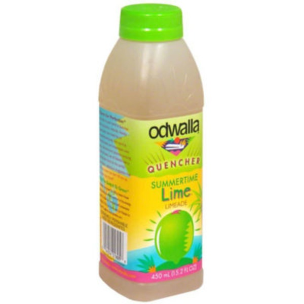 Odwalla Quencher Summertime Lime Juice