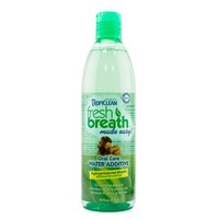 TropiClean Water Additive, Oral Care, for Dogs & Cats