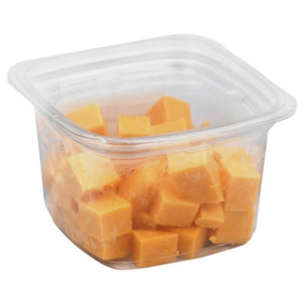 H-E-B Delicatessen Colby Cheese Cubes