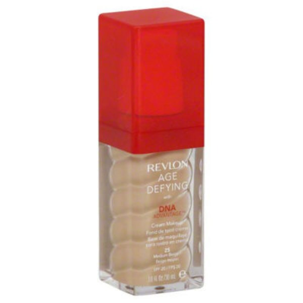 Revlon Medium Beige Age Defying with DNA Advantage Cream Makeup