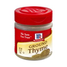 McCormick Ground Thyme, 0.7 OZ