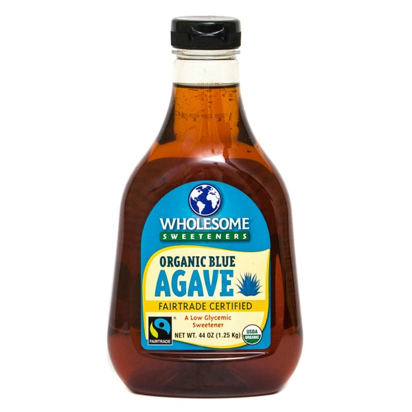 Wholesome Sweeteners Organic Light Blue Agave