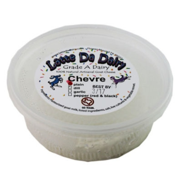 Latte Da Dairy Fresh Chevre Cheese