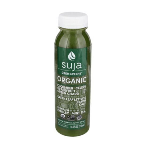 Suja Organic Über Greens Fruit & Vegetable Juice