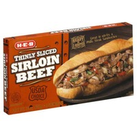 H-E-B Thinly Sliced Sirloin Beef