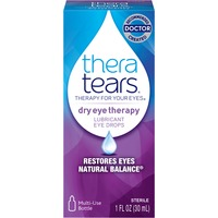 Thera Tears Dry Eye Therapy Lubricant Eye Drops